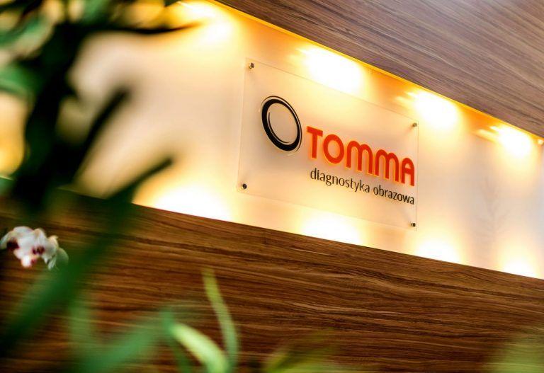 Tomma Diagnostyka Obrazowa: pięć nowych pracowni w miesiąc
