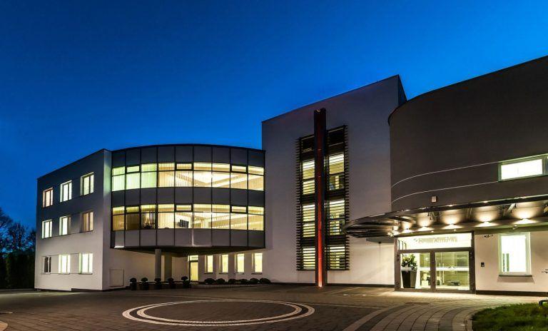 New Szpital na Klinach headed by Joanna Szyman