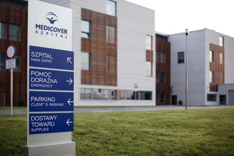 Podpis biometryczny: Szpital Medicover pionierem