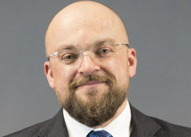Damian Ziaber as Director of Corporate Communication Bureau PZU