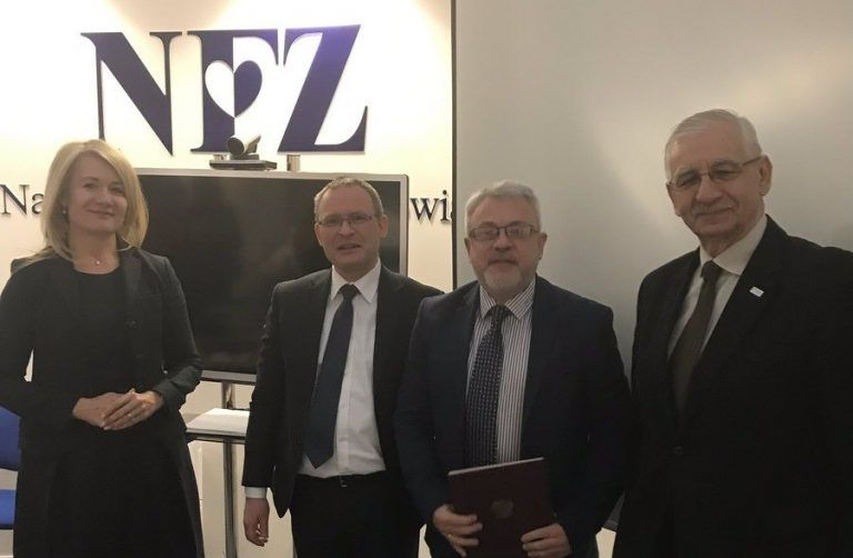 New NFZ vice president for medical affairs