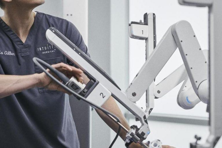 Synektik bets on medical robots