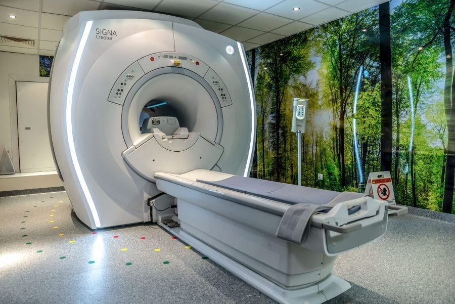 tomma diagnostyka obrazowa rezonans magnetyczny signa ge