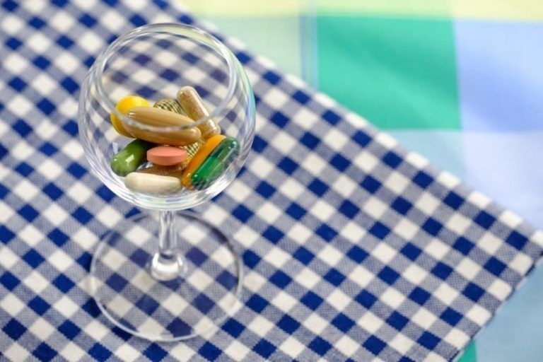 GIS has set the maximum amount of vitamins in dietary supplements