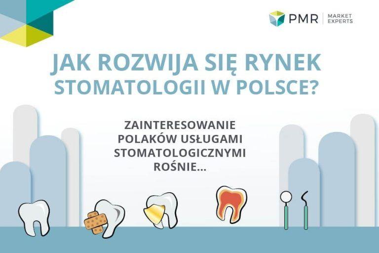 Rynek usług stomatologicznych w Polsce 2019