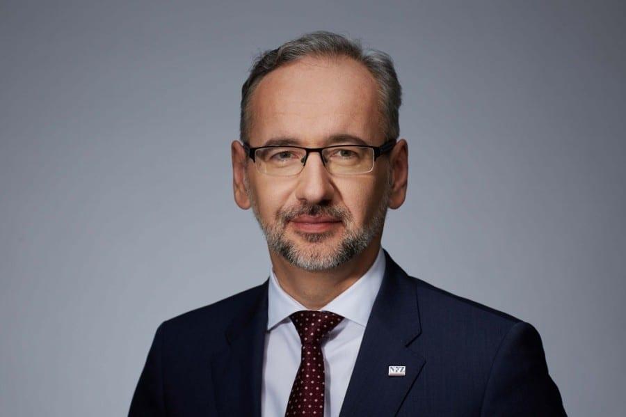 adam niedzielski minister zdrowia