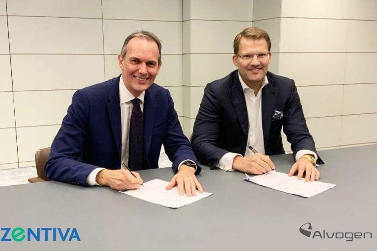 Zentiva acquires Alvogen in CEE
