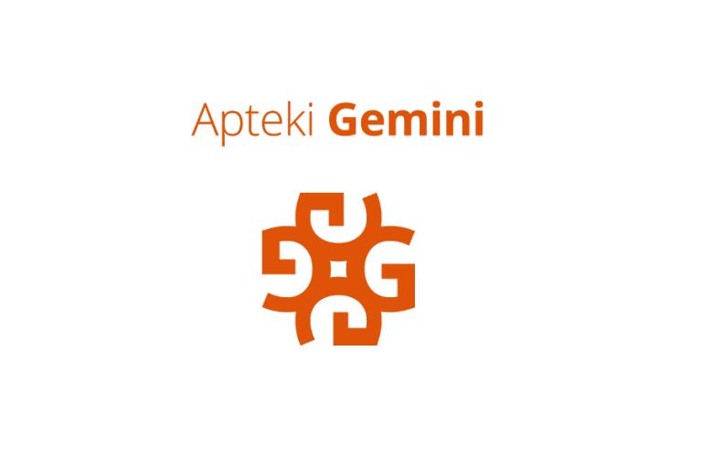 Apteki Gemini na sprzedaż
