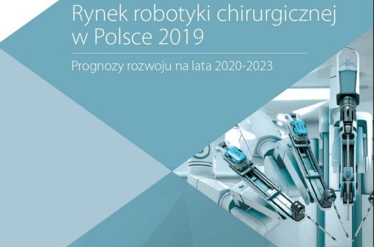 Raport PMR i UFG: Rośnie rynek robotyki chirurgicznej w Polsce