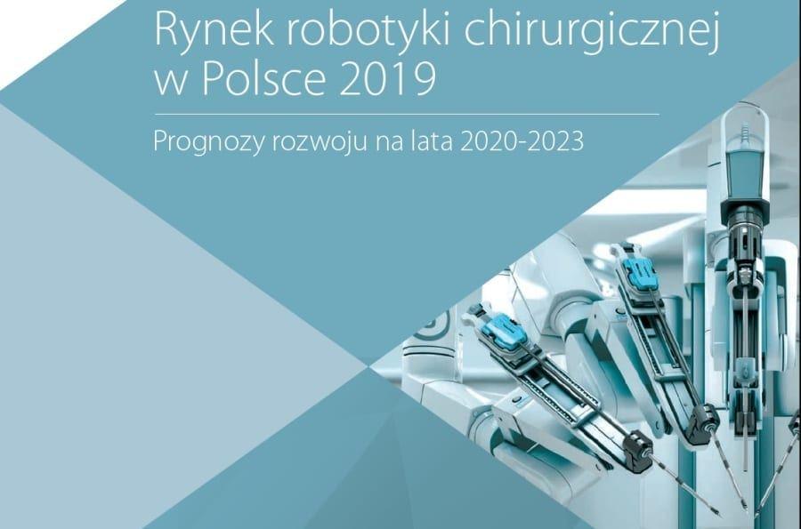 rynek chirurgii robotycznej pmr ufg