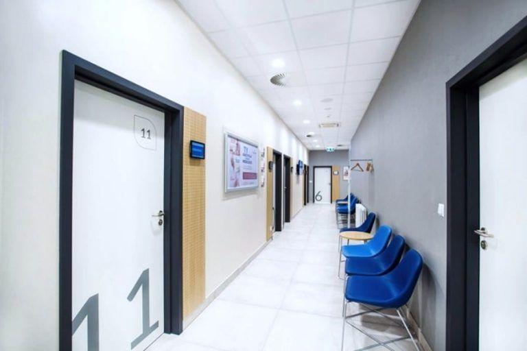 Prywatne firmy medyczne nie zwalniają tempa