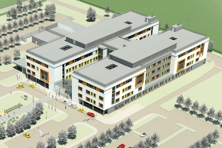 PPP: Hospital in Zywiec will start operating in the spring