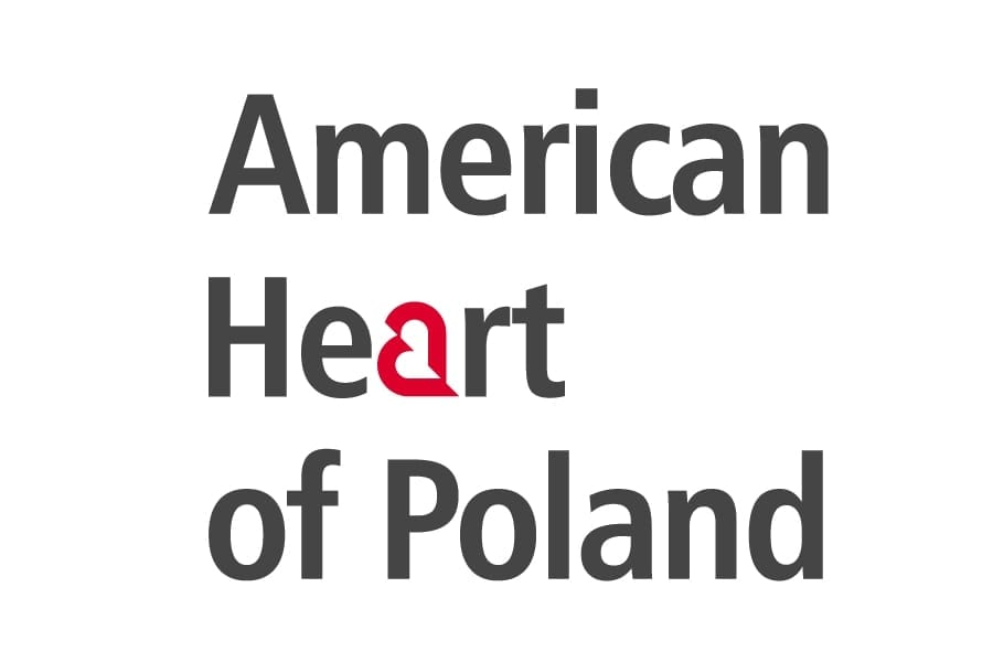 american heart of poland logo