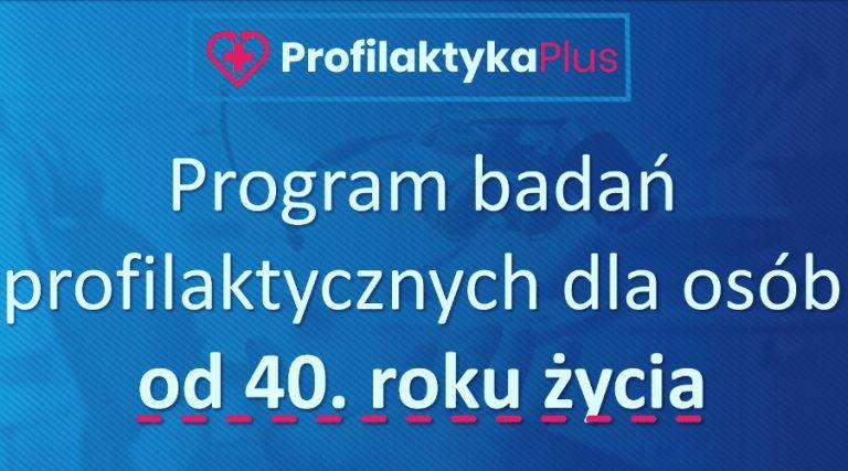 MoH: 40 Plus Prevention Programme since 2021