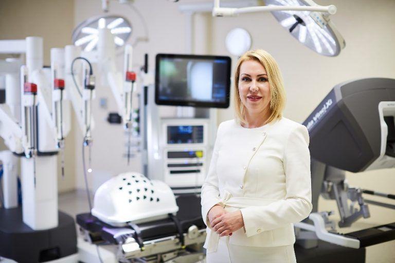 Joanna Szyman dla PMR: Robotyka chirurgiczna rośnie w siłę