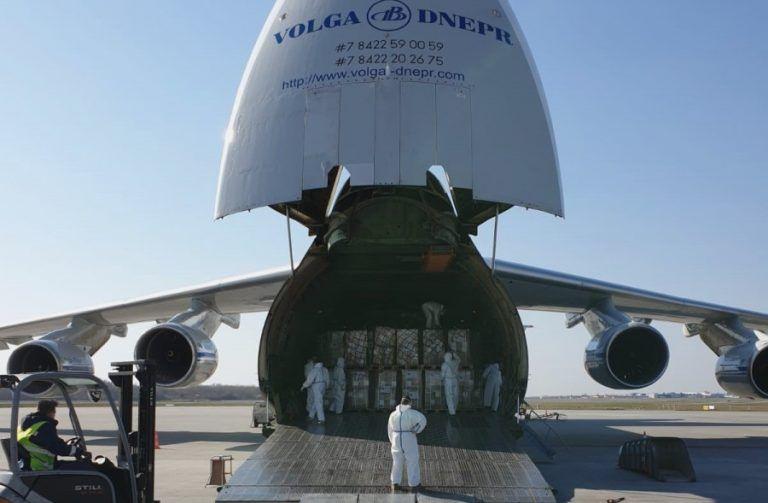 Zarys: Największa dostawa sprzętu do Polski