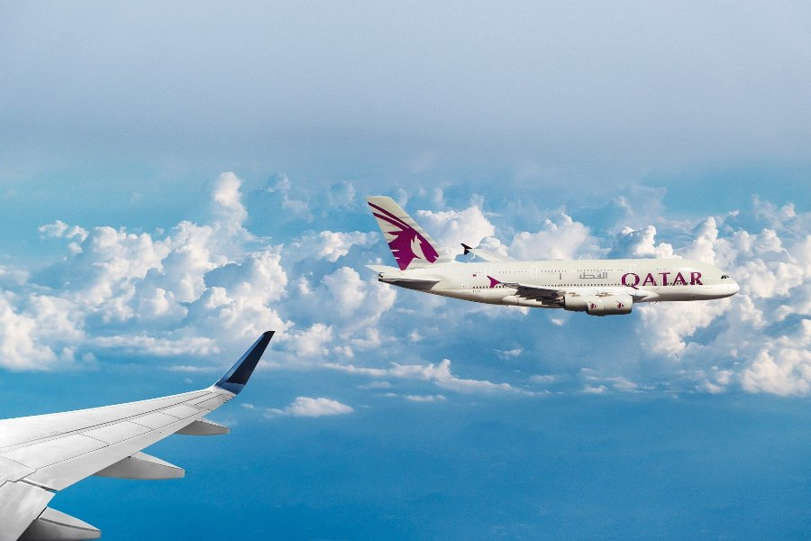 qatar airways samolot