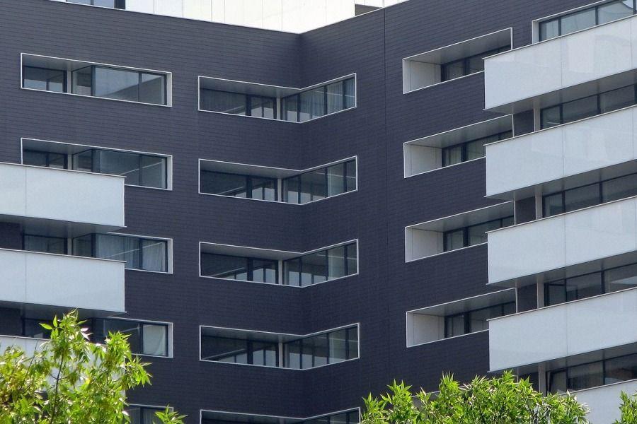 architektura budynki mieszkania