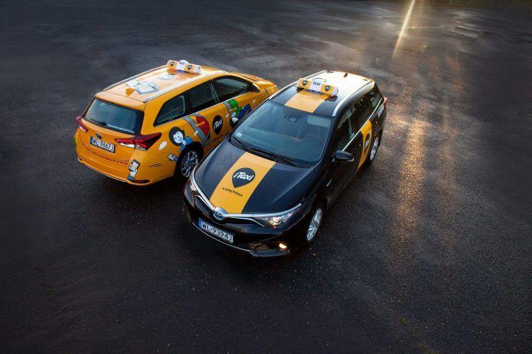 Testy na koronawirusa dostarczy… taksówka