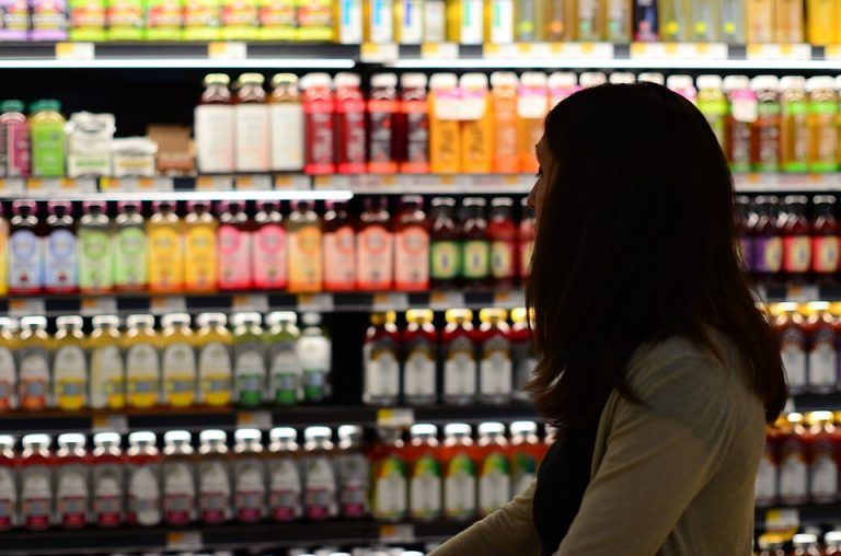 Immune-boosting products on the FMCG market