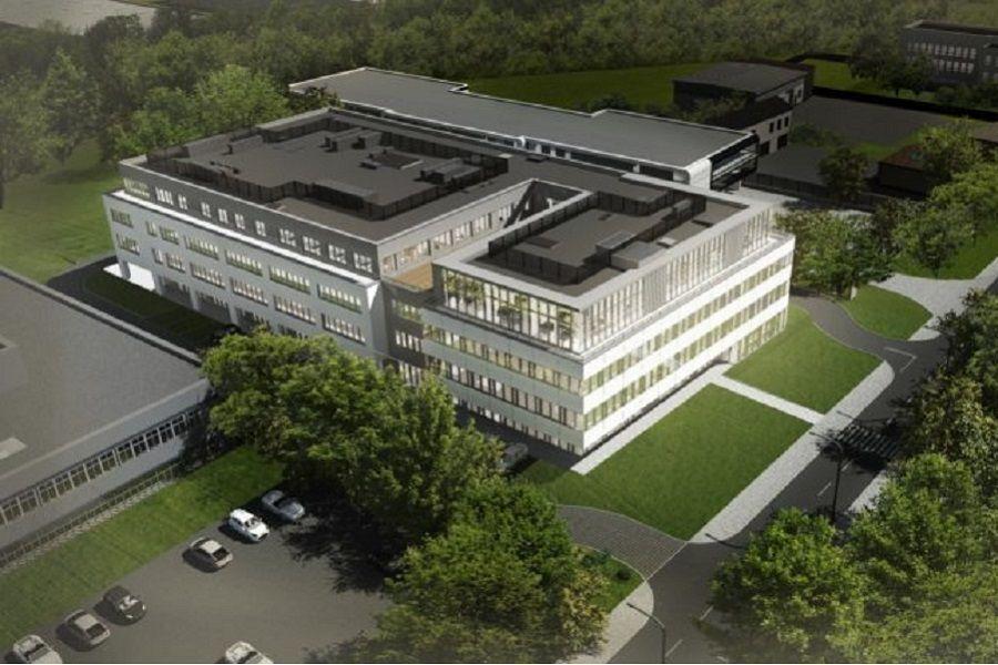 Diagnostyka budynek laboratorium biura