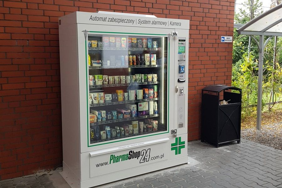 automat Pharmashop