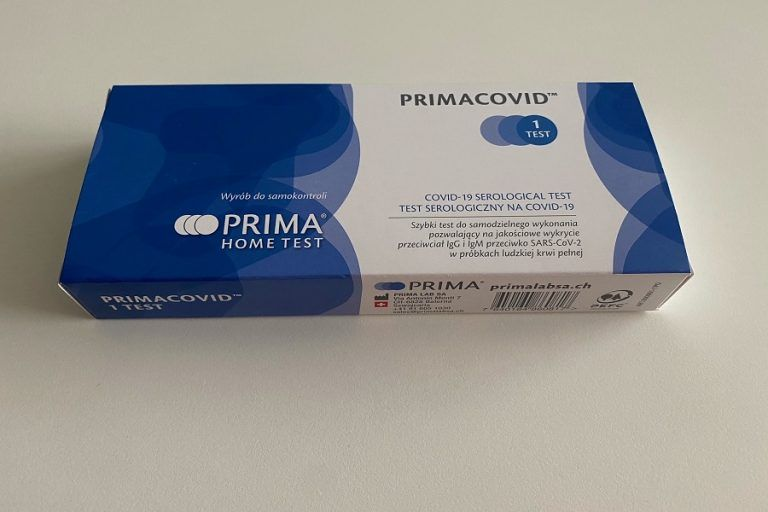 From today we can buy Primacovid tests in Biedronka