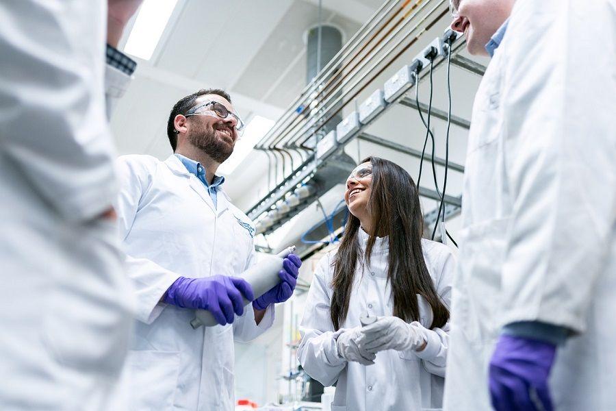 laboratorium centrum Selvita