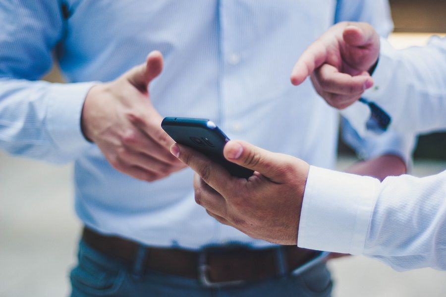 smartfon zarzadzanie manager