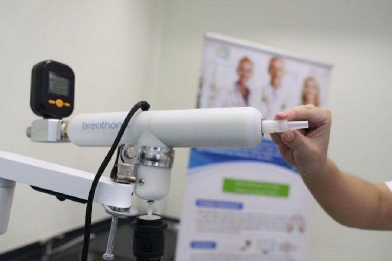 BreFence: Szybki test oddechowy na COVID-19