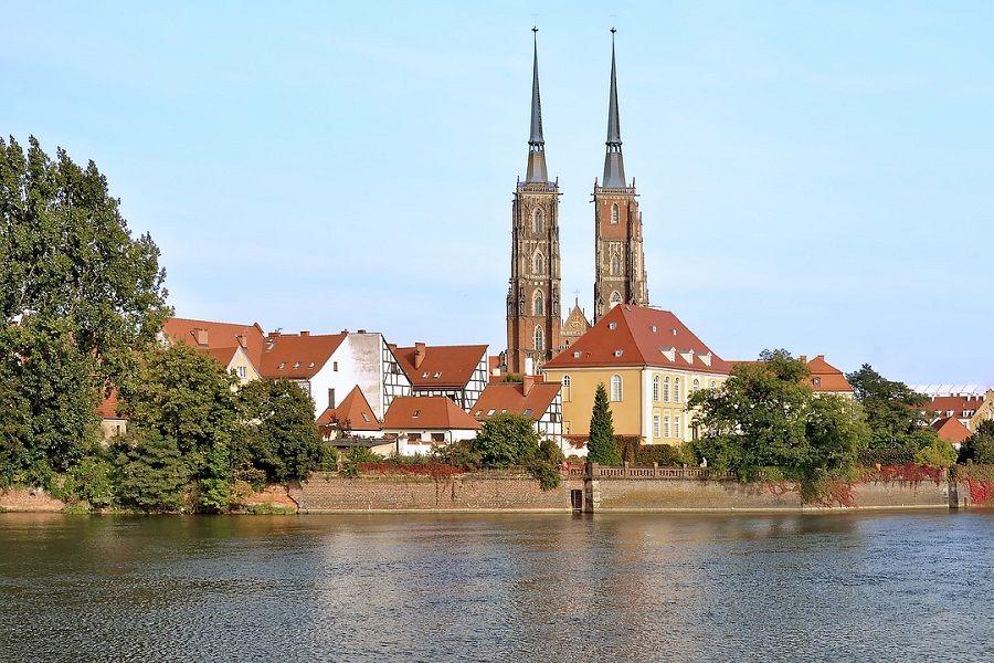 wroclaw polska poland