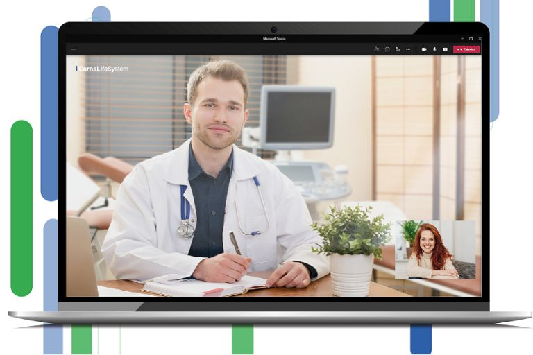 MedApp: Medical consultations via Microsoft Teams